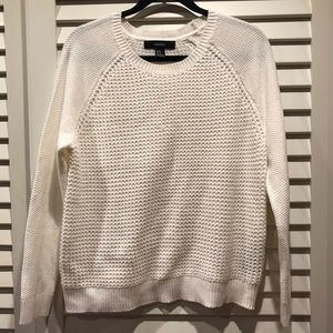 Forever 21 off white sweater